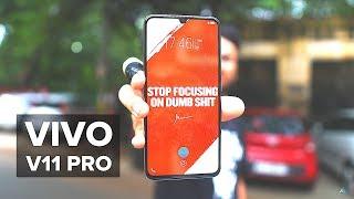 [HINDI] Vivo V11 PRO REVIEW and UNBOXING [Vivo V11 Pro UNBOXING]