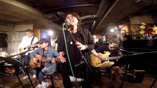 Adam road 1年ぶりのライブです。 @HOTコロッケ(瑞江、東京) 2019年4月13日(日) Vocal: Chika Guitar: Taka, Mickey Bass: Nory.