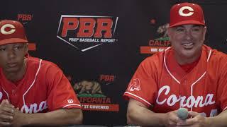Corona: SoCal Baseball Media Day