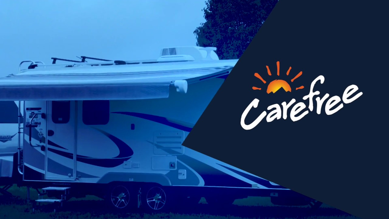 How To Operate Carefree S Latitude Awning Youtube