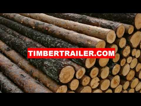 forestry trailers for sale Iceland, log trailer manufacturers Iceland