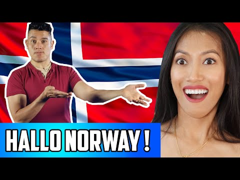 Geography Now - Norway Reaction | Alt For Norge!