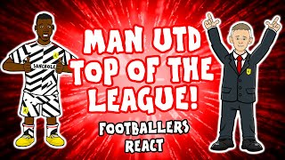 🔴Man Utd - TOP OF THE LEAGUE!🔴