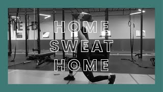 Total Body Workout Met Cansu • Home Sweat Home • Club Pellikaan