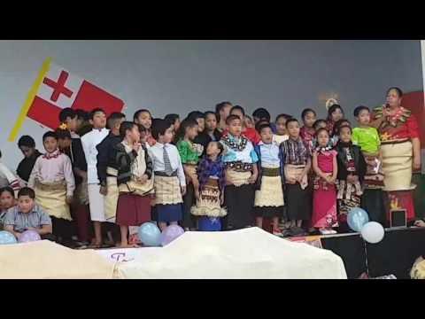 Tongan language week/Otahuhu Primary School