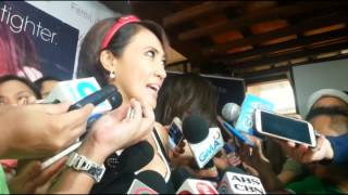 Ai Ai delas Alas speaks up on