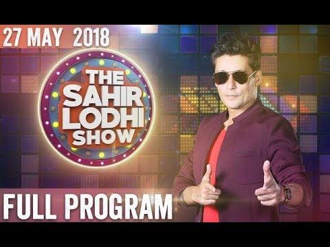The Sahir Lodhi Show | Full Program | 27 May 2018 TV One