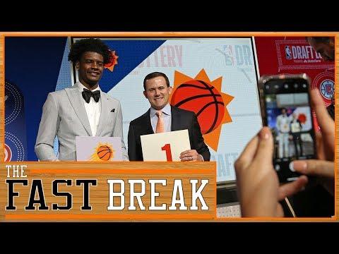 2018 NBA Draft: Should The Suns Trade The #1 Pick?