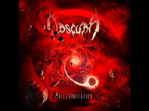 Obscura - The Flesh and the Power it holds (Death Cover) (2012)