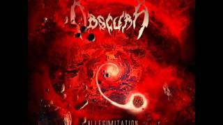 Obscura - The Flesh and the Power it holds (2012)