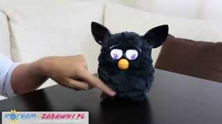 Furby mówi po polsku - Cool - Black Magic - 39834 99887 - Recenzja