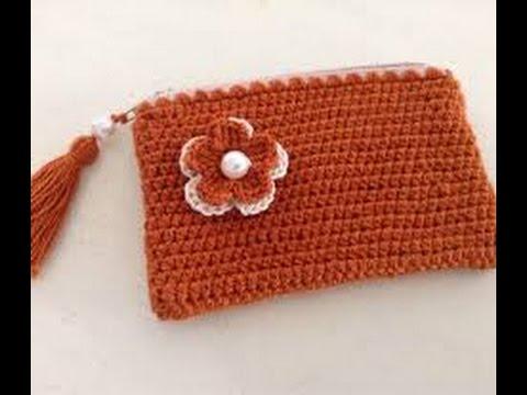 Como hacer monederos tejidos youtube - Como hacer bolsos tejidos ...