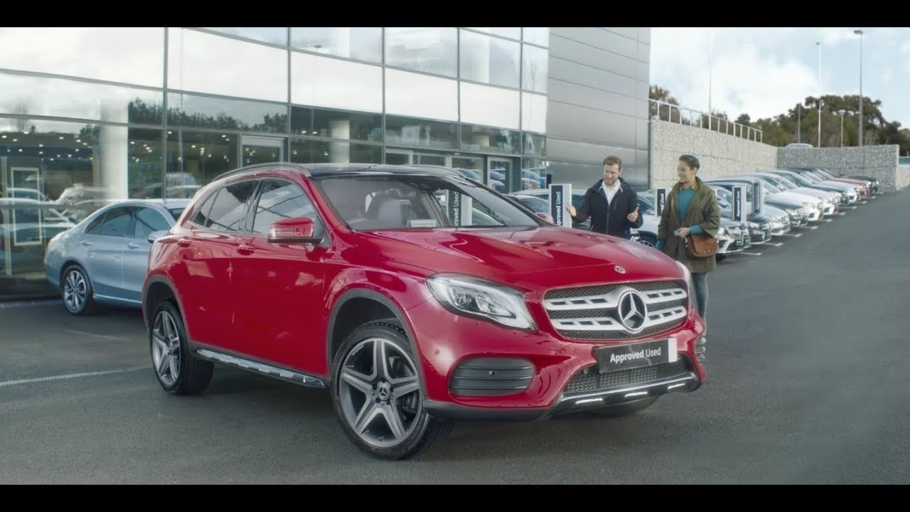 Find Your Perfect Match With Approved Used (Extended Cut) | Mercedes Benz Cars  UK