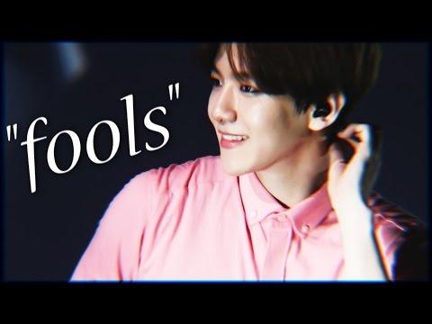 Baekhyun • only fools