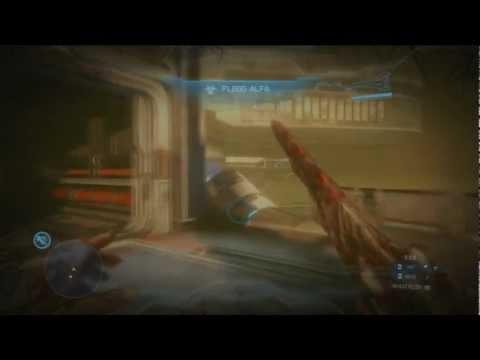 Flood a reacción! xD Halo 4 miniLive #4