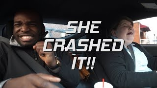Friends Drive My Nissan 370Z (Part 2) *SO FUNNY*