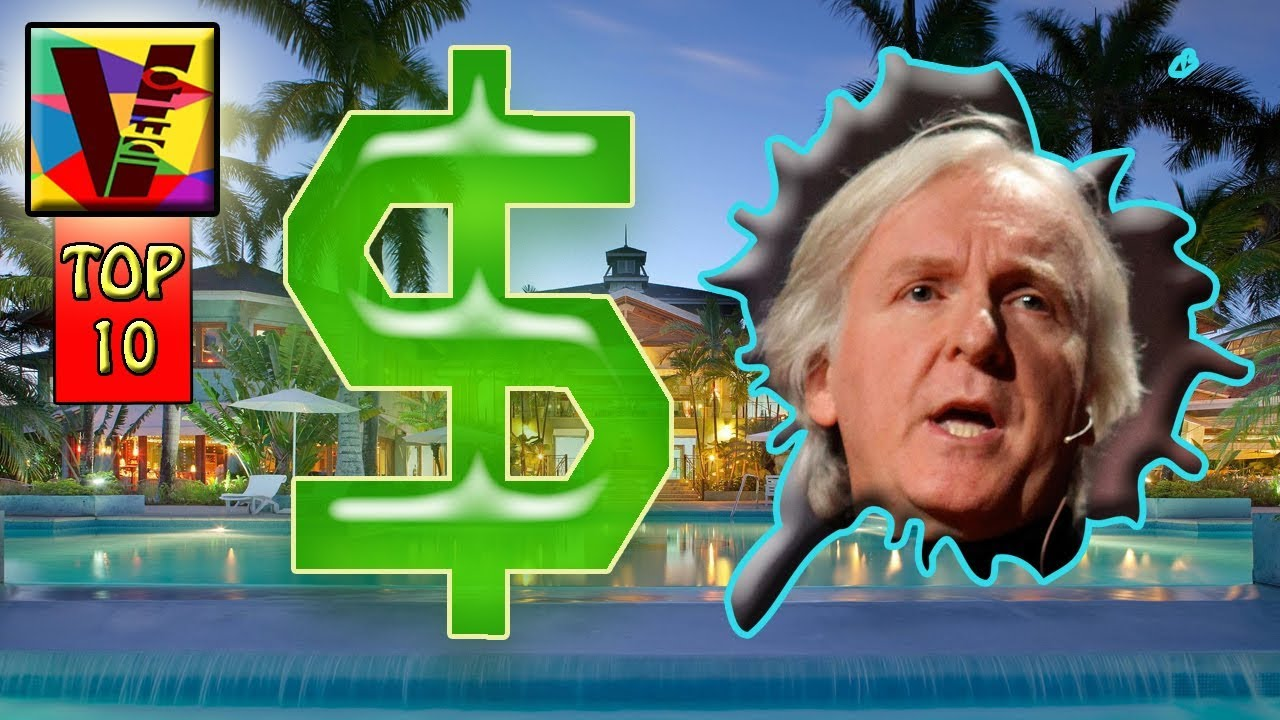 10 Expensive Things Owned By James Cameron