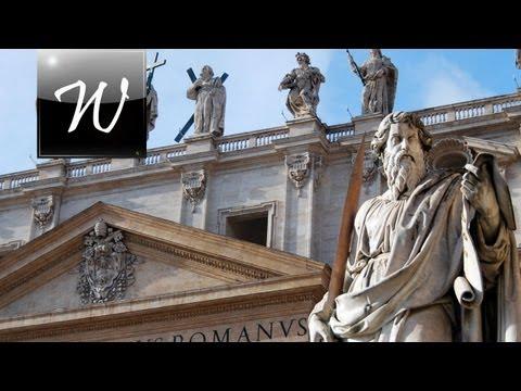 St Peters Basilica, Rome [HD]
