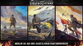 Sudden Strike 4 - Limitierte Day One Edition | Wendecover (DE)