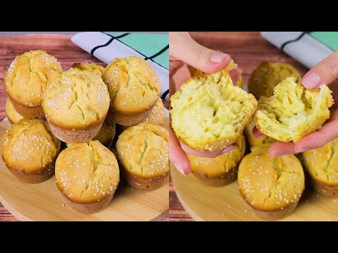 Bread muffins the fluffy recipe you fall in love with