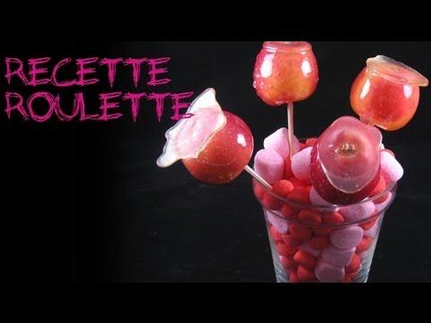 Recette : Pommes d'amour !