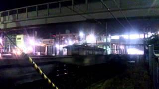 5096レEF66-27共和駅25分遅れ。5月31日