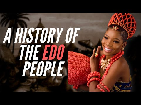 A History Of The Edo People