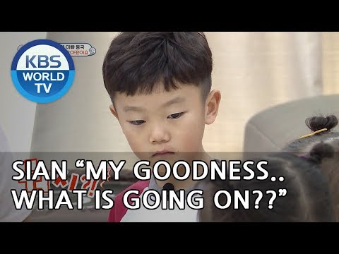 "Donggook Plays A Prank On Sian ""They Are Your Sisters!"" [The Return Of Superman/2019.05.05]"