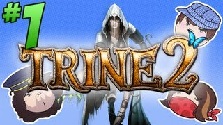 Trine 2: How About Boxes? - PART 1 - Steam Train