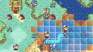 Fire Emblem - The Sacred Stones - Vizzed.com Play - User video