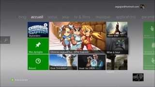 Mise à Jour de Mai - Xbox 360