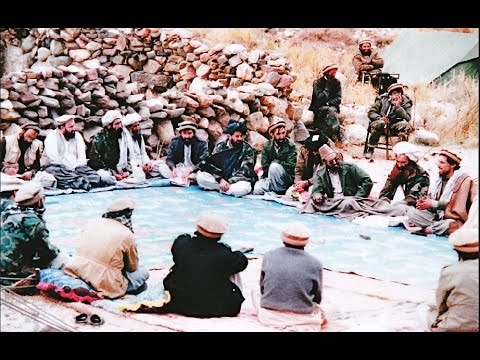 AFGHAN WARRIOR - The Life and Death of Abdul Haq -- Part 1