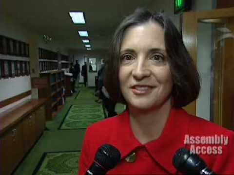Assemblymember Joan Buchanan Wants Quick Action