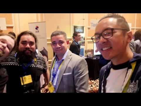 CES Podcast 2:  CES Finally Begins