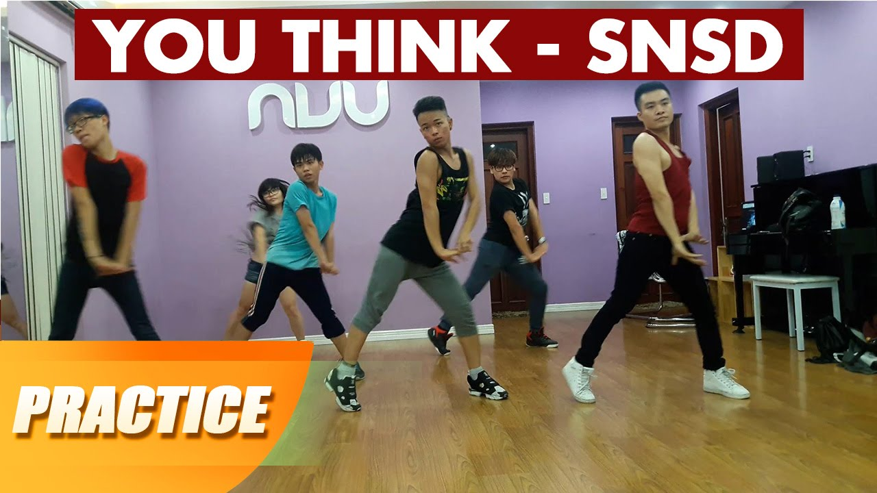 lớp học nhảy panoma girls generation 소녀시대 you think dance cover