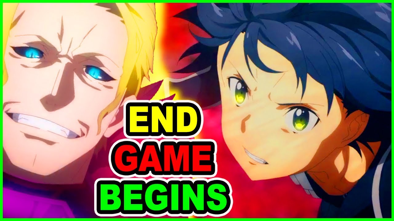 Sinon Meets Kirito! Bercouli vs God Vector Begins! SAO Alicization War of Underworld Episode 13