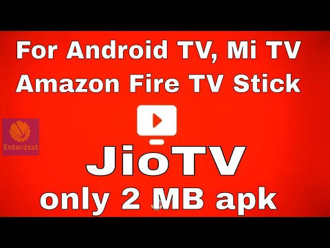 How to install JioTV app on Android TV Box, Mi TV, Amazon