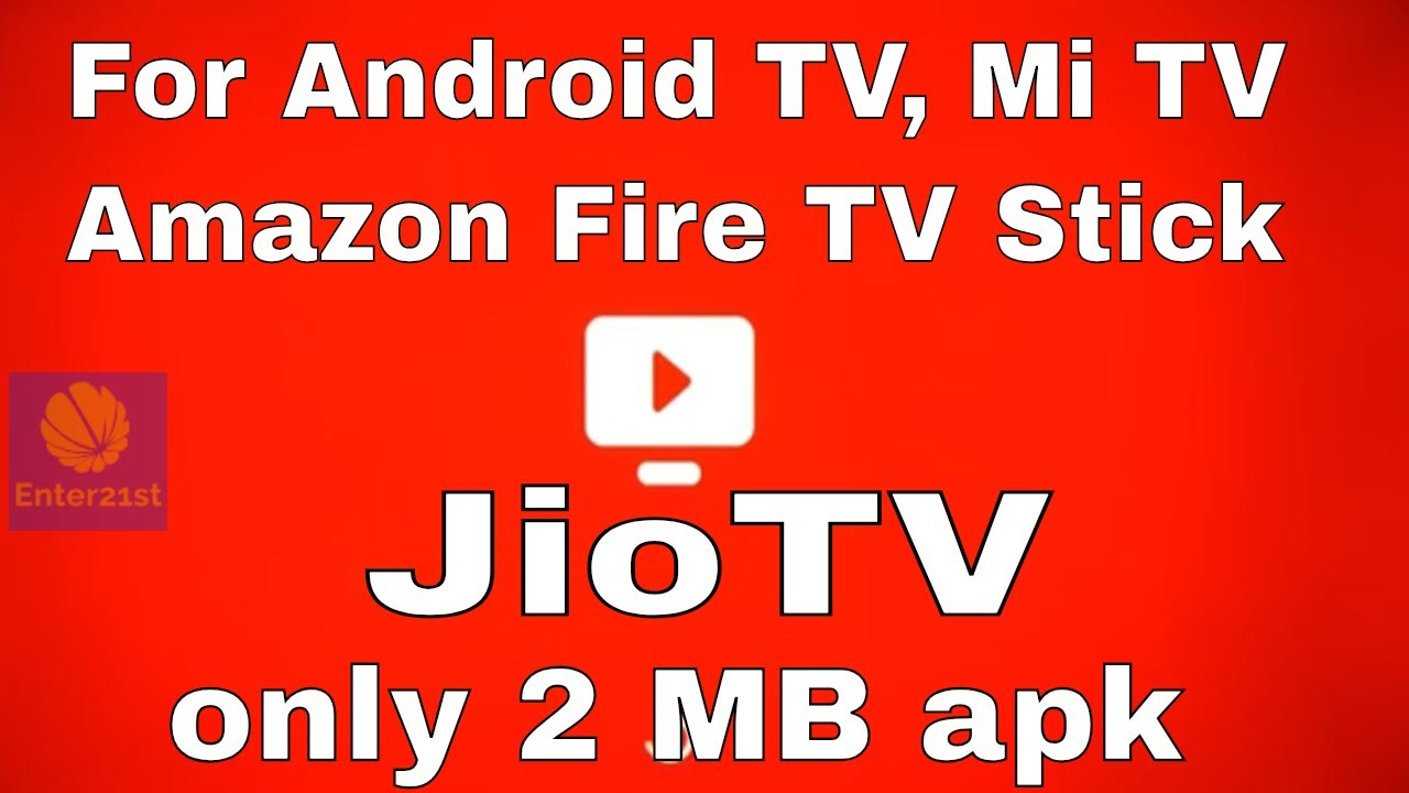 How to install JioTV app on Android TV Box, Mi TV, Amazon Fire TV Stick  #Giveaway