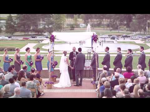 St Louis Wedding Film at World's Fair Pavilion