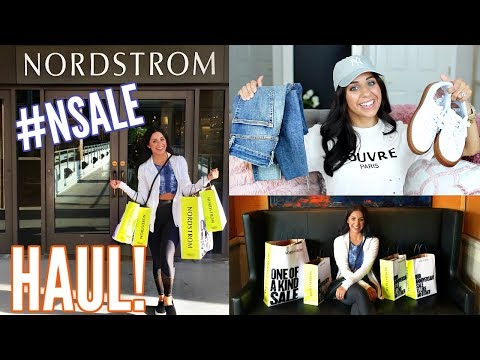 NORDSTROM ANNIVERSARY SALE HAUL! SUMMER & FALL PURCHASES!