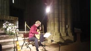 Isaac Albeniz - Mallorca Op 202 - Michael Partington, guitar