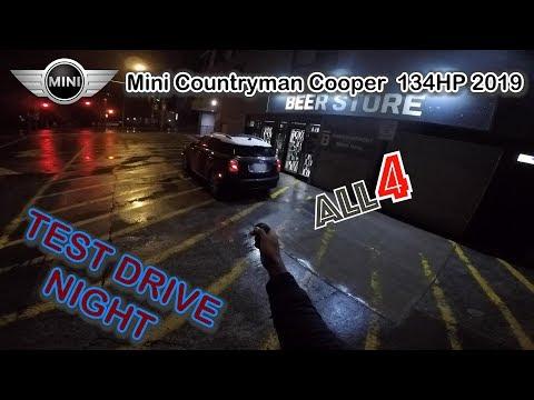 Mini Countryman Cooper ALL4 (2019) - Test Drive Night
