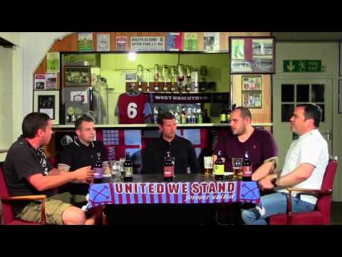 West Ham Season Review with West Ham Cult Hero Jimmy Walker