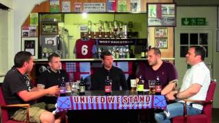 West Ham Season Review with West Ham Cult Hero Jimmy Walker