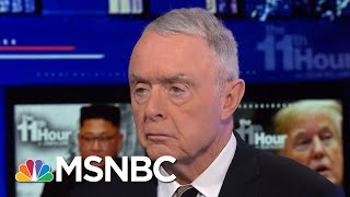 Gen. Barry Mccaffrey Blasts Trump For Skipping Veterans Event In France | The 11th Hour | MSNBC
