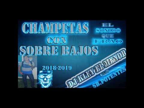 Champeta La Marea--Big Deivis Con Sobre Bajo 2K18)))DJ KLEY EL MENOR((((