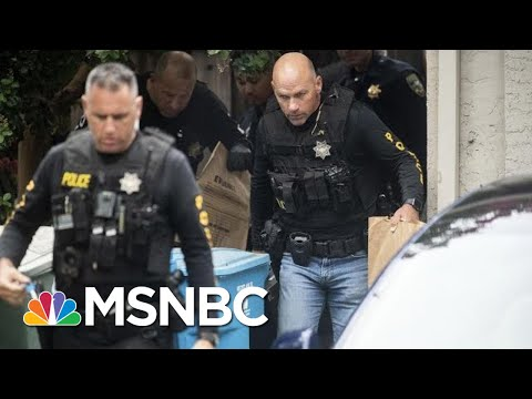 What We Know About Shooting Suspect's Social Media Footprint   Velshi & Ruhle   MSNBC