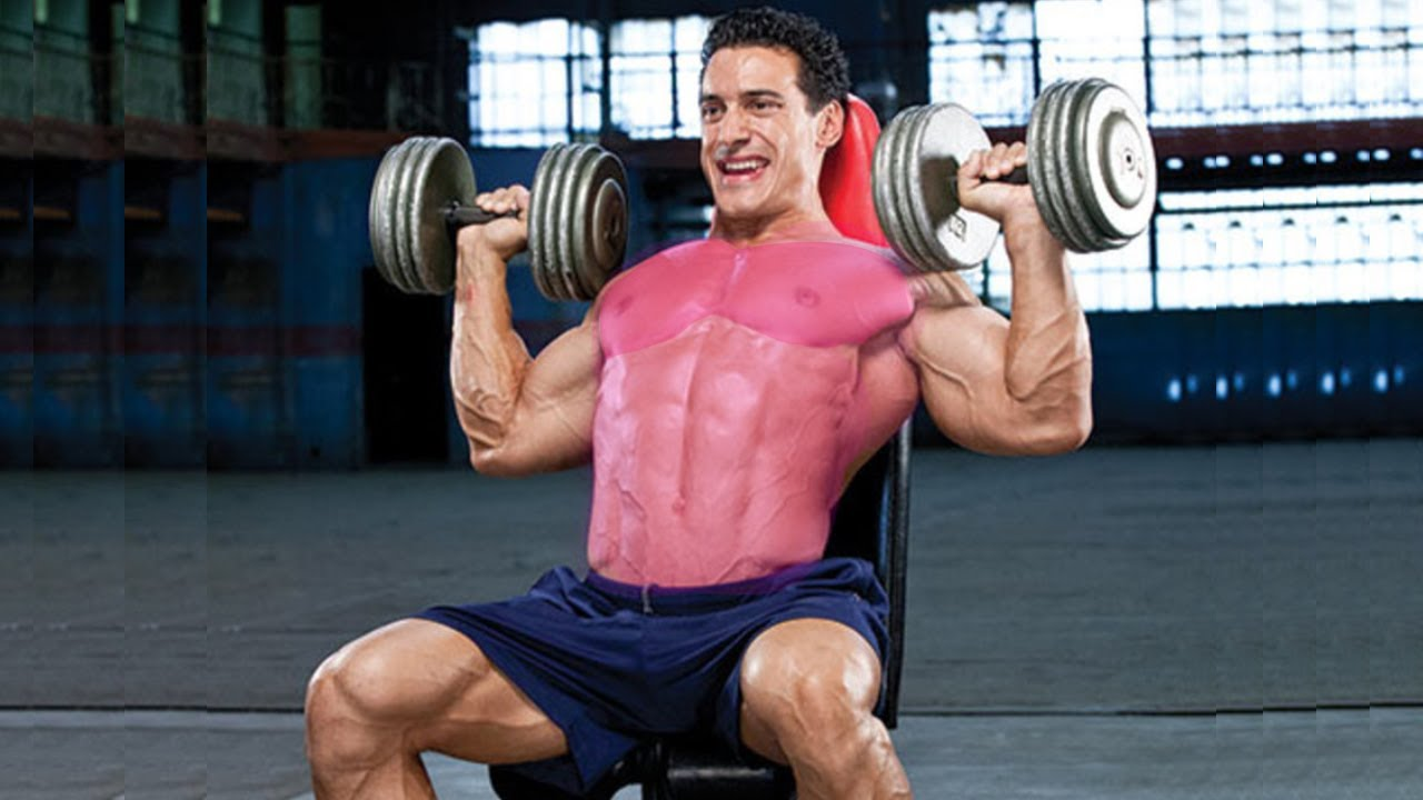 8 Perfect Chest Exercise For Beginners | Best Chest
