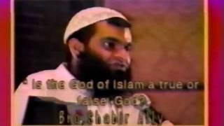 DEBATE: Is the God of Islam True or False?  Shabir Ally vs. Robert Morey
