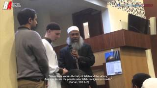 Cover images Two Non-Muslims Accepted Islam In Front Of Me [09/05/15]